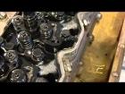 Common rail 24 valve cummins tear down using Tork Tools