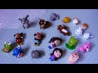 Polymer Clay Charm Update #9 - Disney Characters, Chibis And More!