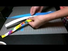 ~ErikasDuctTapeWorld~ How to Make a Braided Braclet!P