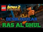LEGO Batman 2: DC Super Heroes - Desbloqueando Personajes - Parte 15