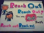 Reach Out Lyric Video by Jordan Jansen ft. Connie Talbot by AbbyLuMusic