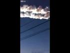 Meteoro cai na russia fotos 92