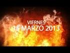 Valencia Hard Festival Fallas 2013 - Previa -