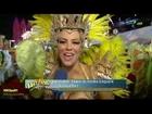 Bastidores do Carnaval do Brasil 2010.