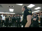 Drew Brees MNF Locker Room Speech