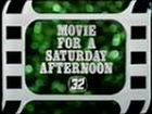 WFLD Channel 32 - Saturday Afternoon Movie -