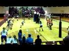 Alexus sharp volleyball hit 2013