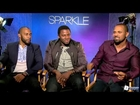 The Cast of Sparkle Sings Happy Birthday to Whitney Houston