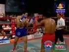 Kun Khmer Defeats Mouy Thai - Keo Rumchong Vs Pong Thong Jetsda