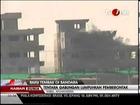 Sebuah Aksi Baku Tembak di Bandara Kabul