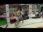 Karla Benitez vs Emma Watson MMA Hombres de Honor 46 Tenerife