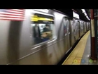 IRT: Brooklyn Bridge Bound R142A 6 Train at 14th Street - Union Square