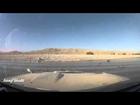 Pajero crossing Mulla River, Jhal Magsi - 2