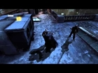 Batman: Arkham City - Steel Mill Gameplay Trailer (PC, PS3, Xbox 360)