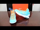 Nike KD V Easter Review