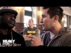 James Toney Interview - UFC 118 Pre-Fight