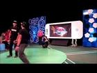 TV Show Dance Rehearsal Fail