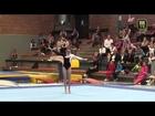 Julia Tartakovskaja -- Pre Olympic Youth Cup 2012 -- Kunstturnen -- AK 14/15