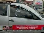 QRT: Mag-asawa sa Pasig, patay nang tambangan ng mga suspek na riding in tandem