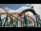 Poltergeist (Off-ride HD) Six Flags Fiesta Texas