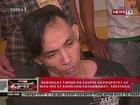 QRT: Barangay tanod sa suspek sa pagpatay sa mag-ina at kasambahay, arestado