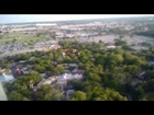 HD Six Flags Over Texas as Seen From On Top Oil Derrick Observation Tower