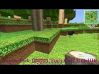 Minecraft Beginner's Tutorial: How to play, mobs/monsters, punching trees! (1.2.5, HD)