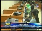 UNTV News: Ballot printing, siniguro na masisimulan ngayong gabi (FEB042013)