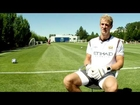 Manchester City's Joe Hart looks ahead to the new season