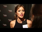 Kayla Ewell Celebrates The Vampire Diaries