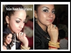Neelam Muneer Make Up tutorial!!