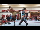 Beyond Wrestling [Preview] Darius Carter vs. TJ Marconi
