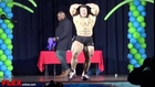 Roelly Winklaar shows his offseason gains 2013 Gun Show in Curacao