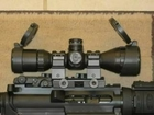 UTG 3-9×32 Compact CQB Bug Buster AO RGB Scope with Med. Picatinny Rings, 2″ Sunshade Review
