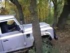 4x4 Land Rover Defender En difficulté
