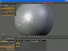 Brush sculpt Blender 2.46