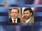 Mahmoud Ahmadinejad salue le geste d'Erdogan à Davos