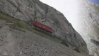 Train sur le mont Pilatus