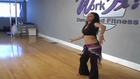 Belly Dancing: Figure 8 - Women's Fitness