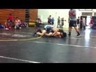 Carter wrestling