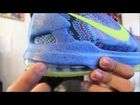 Nike KD V 5 Christmas - First Impression