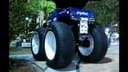 Big Feet Monster Truck