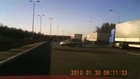 Accident sur autoroute Russie