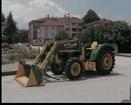 john deere traktör ön yükleyici kepçe