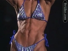 super female abs