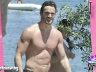 Rugby Star Thom Evans Turns High Fashion Model