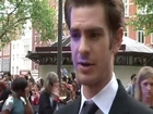 SPIDERMAN PREMIERE AMAZES LONDON