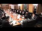 Rencontre entre M. Ahmadinejad et des juifs antisionistes (fr) - censurée par les médias